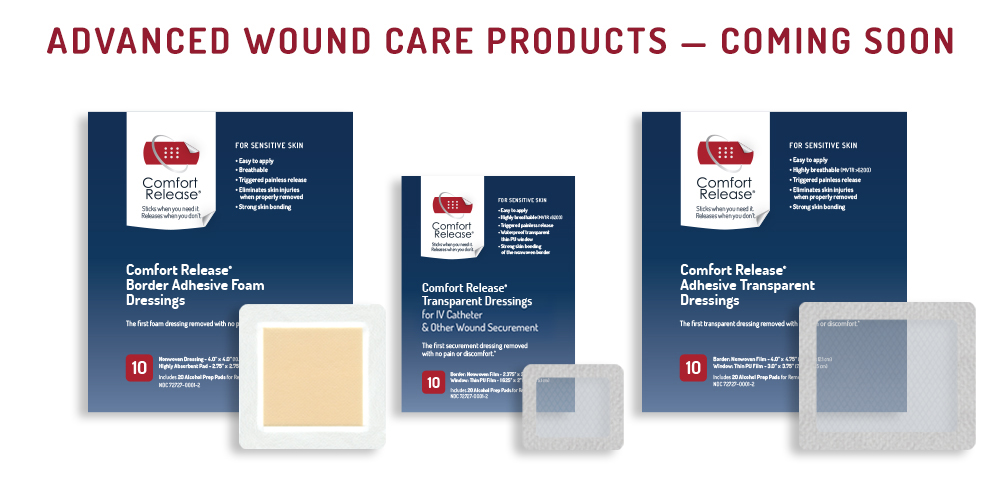 Advanced Wound Care Coming Soon