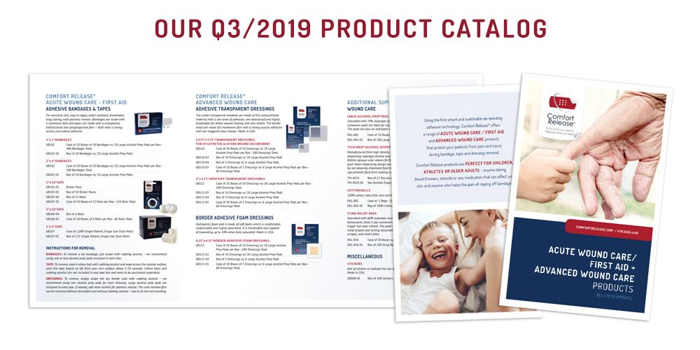Image of Product Catalog Q3