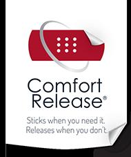 Comfort Release Logo